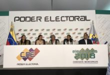 Elecciones Municipales 9D.