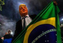 Trump y Bolsonaro.